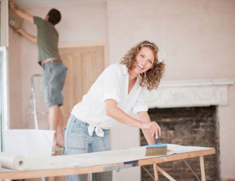 Leg, Standing, Ladder, Balance, Hip, Plaster, Fireplace, Folding table,