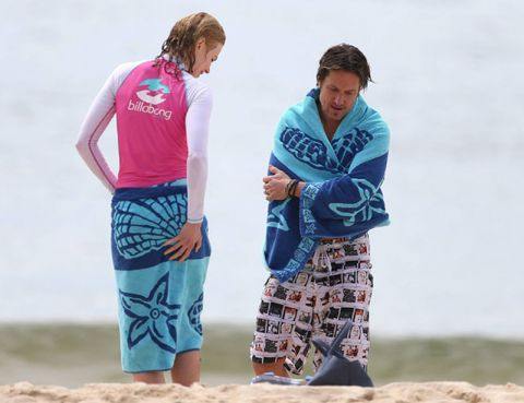 People in nature, board short, Sand, Waist, Travel, People on beach, Active shorts, Teal, Aqua, Turquoise,