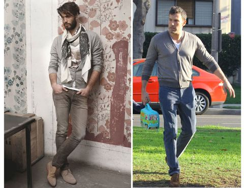 Footwear, Leg, Trousers, Shirt, Textile, Jeans, Denim, Outerwear, T-shirt, Style,