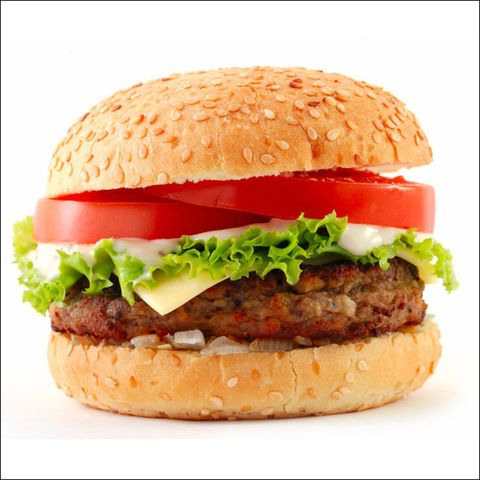 Food, Finger food, Cuisine, Produce, Vegetable, Ingredient, Leaf vegetable, Sandwich, Dish, Bun,