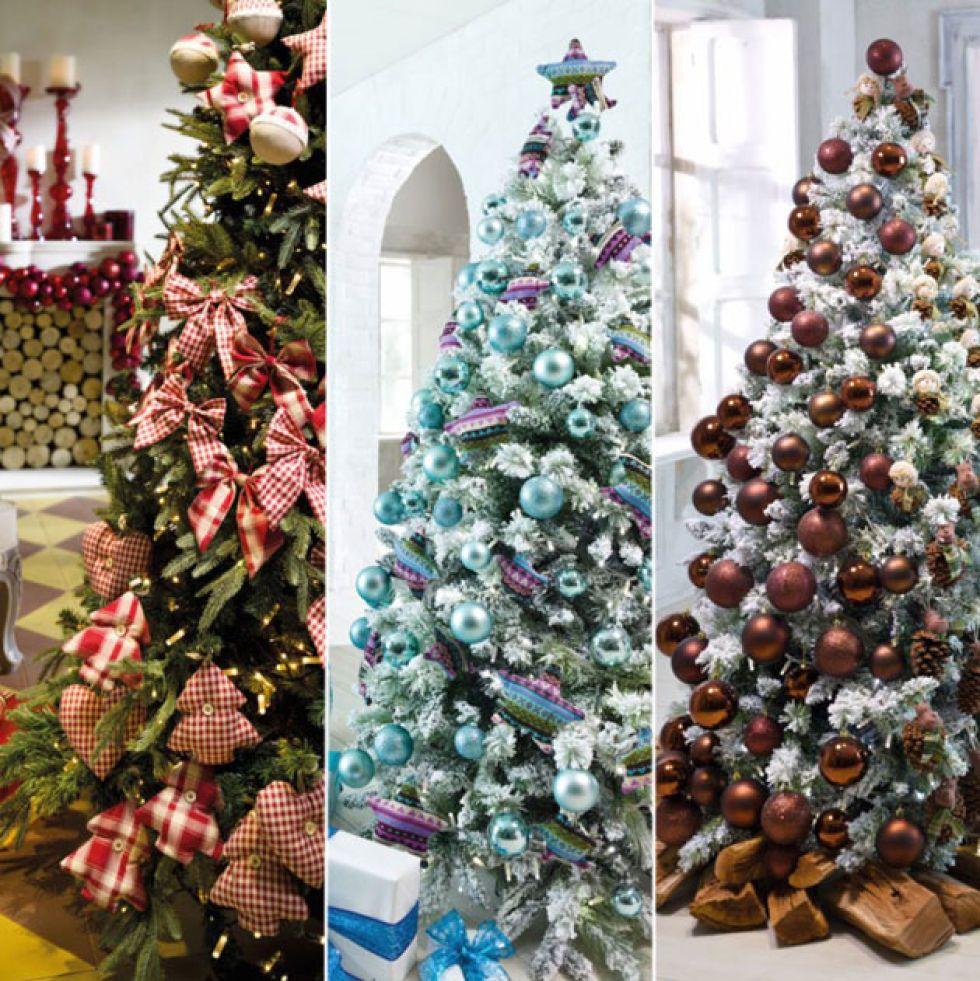 De qué color quieres que sea tu Navidad?