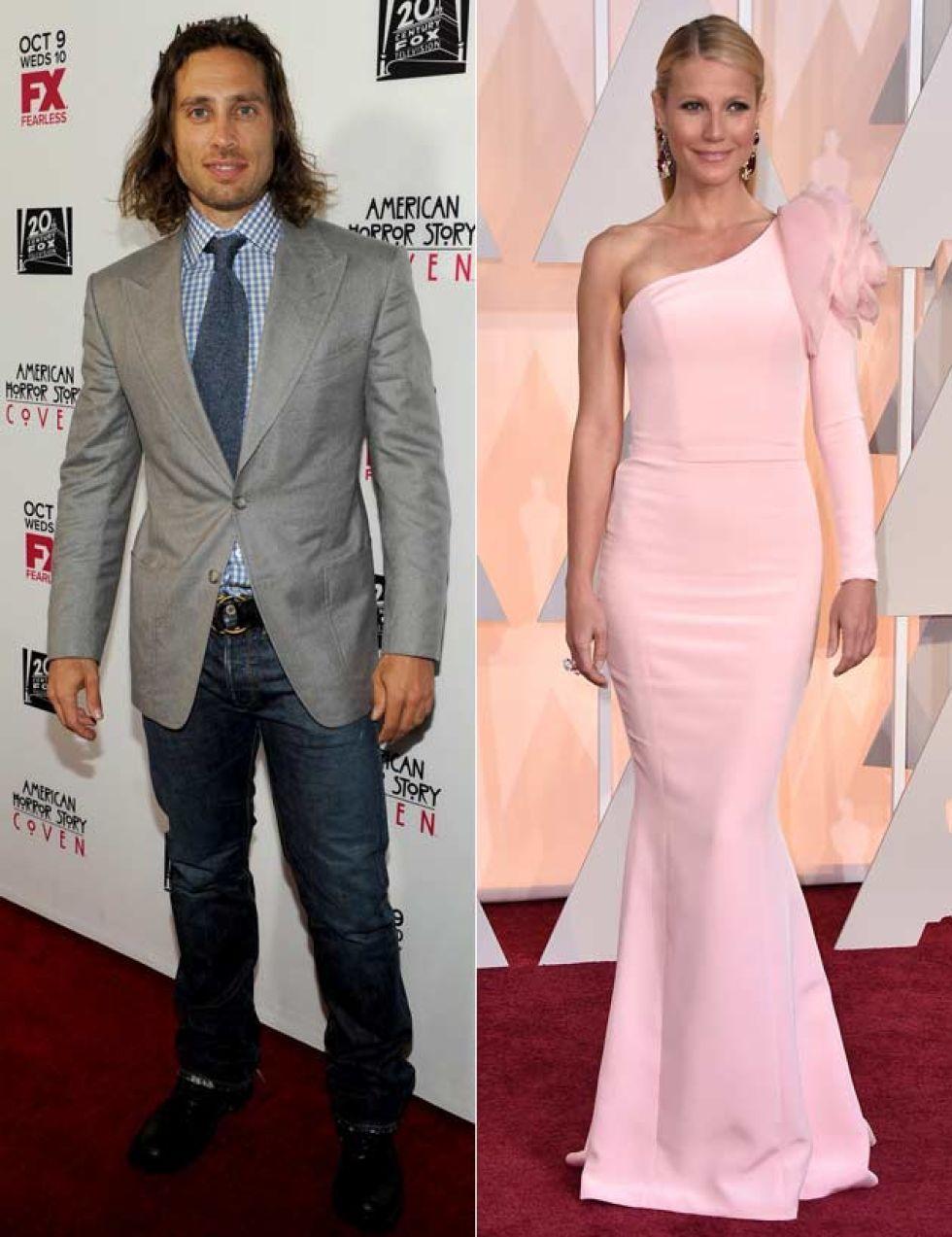 Gwyneth Paltrow y su novio, el productor de \'Glee\', pillados en el ...