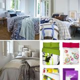 Product, Blue, Room, Interior design, Property, Bed, Bedding, Textile, Furniture, Photograph,