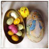 Yellow, Medicine, Pharmaceutical drug, Easter, Pill, Food additive, Egg, Egg, Easter egg, Analgesic,