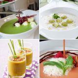 Green, Cuisine, Food, Dishware, Ingredient, Dish, Tableware, Recipe, Meal, Garnish,