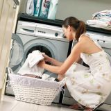 Product, Photograph, White, Major appliance, Washing machine, Comfort, Beauty, Clothes dryer, Basket, Wicker,