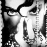 Lip, Eyebrow, Photograph, Style, Eyelash, Jaw, Iris, Organ, Black, Monochrome,