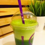 Green, Product, Yellow, Drinking straw, Drink, Liquid, Colorfulness, Magenta, Purple, Plastic,
