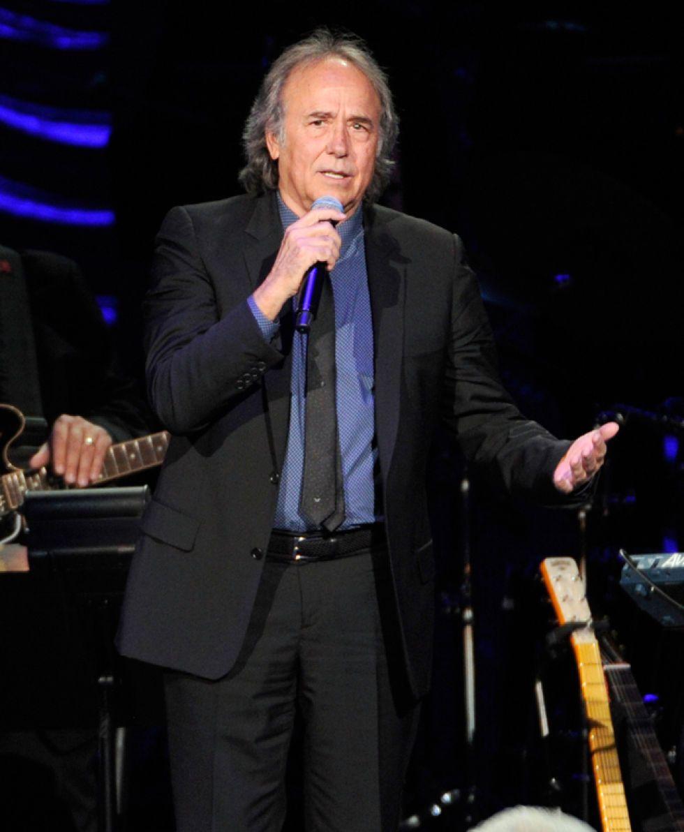 Joan Manuel Serrat cancela sus conciertos por un problema de salud