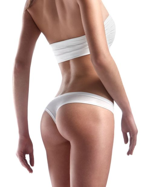 Skin, Shoulder, Human leg, Joint, White, Thigh, Undergarment, Swimsuit bottom, Waist, Muscle,