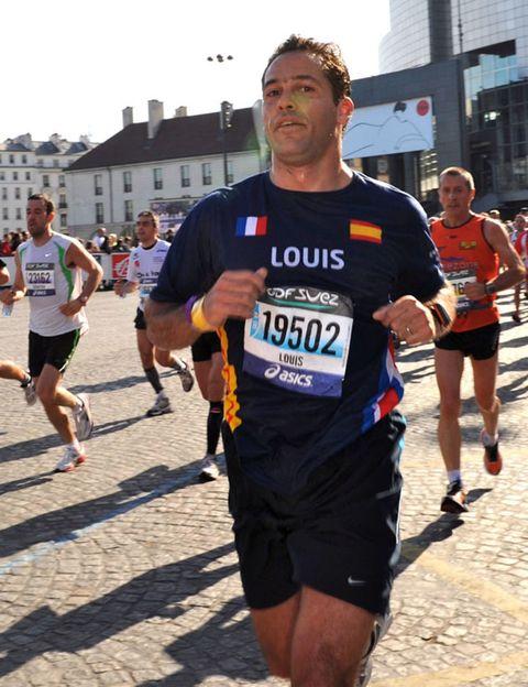 Face, People, Recreation, Endurance sports, Running, Human leg, Athlete, Outdoor recreation, Active shorts, Quadrathlon,