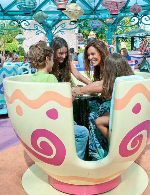 Fun, Leisure, Youth, Long hair, Amusement park,