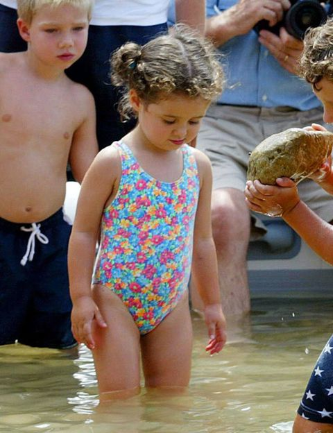 Arm, Fun, Human body, Hand, Child, Swimwear, Summer, One-piece swimsuit, Toddler, Maillot,
