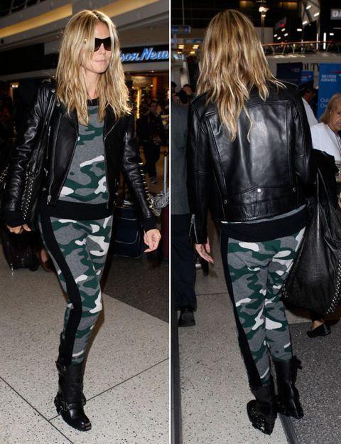 Clothing, Textile, Jacket, Outerwear, Sunglasses, Style, Leather, Street fashion, Fashion, Leather jacket,