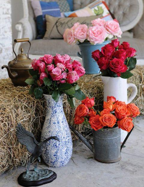 Petal, Flower, Pink, Bouquet, Flowering plant, Floristry, Flowerpot, Rose family, Flower Arranging, Interior design,