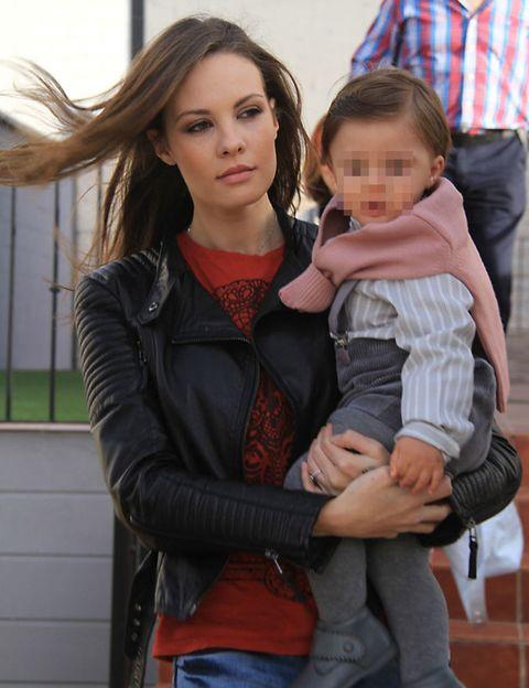 Jacket, Child, Baby & toddler clothing, Plaid, Interaction, Toddler, Love, Denim, Tartan, Trunk,