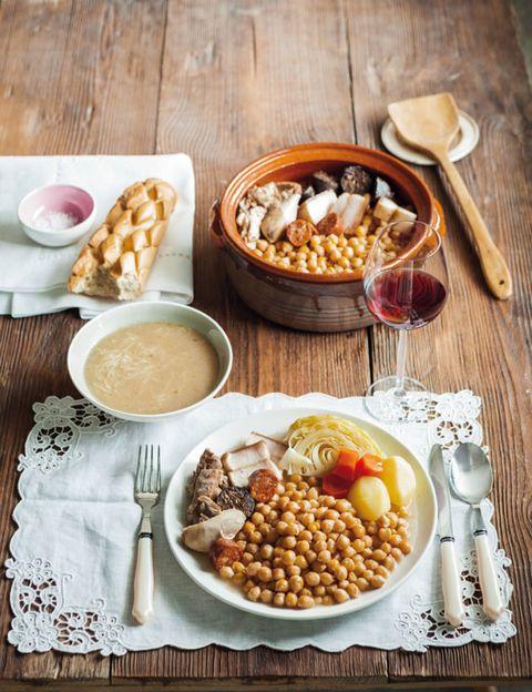 Food, Serveware, Meal, Dishware, Tableware, Cuisine, Table, Ingredient, Dish, Bowl,