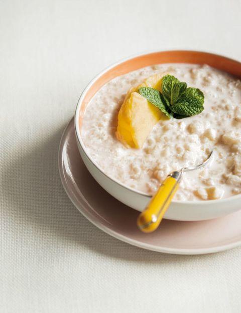 Food, Serveware, Ingredient, Dishware, Cuisine, Dish, Tableware, Leaf vegetable, Breakfast, Meal,