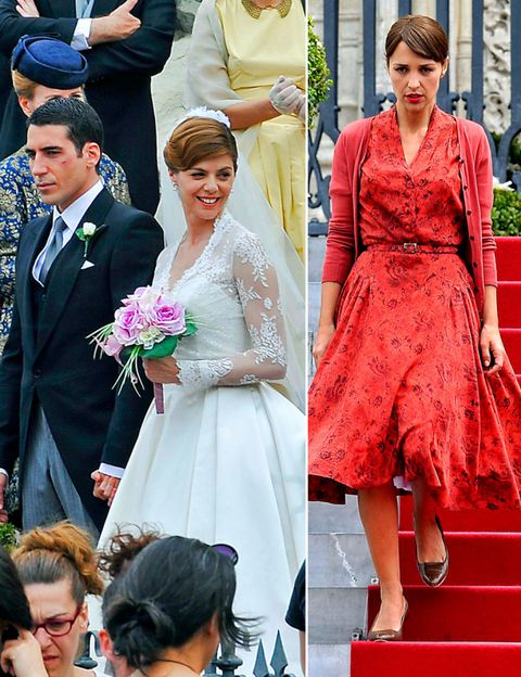 Clothing, Dress, Coat, Photograph, Outerwear, Formal wear, Suit, Bridal clothing, Gown, Wedding dress,