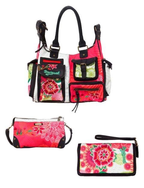 Product, Bag, Red, Style, Luggage and bags, Shoulder bag, Baggage, Strap, Coquelicot, Hand luggage,