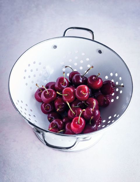 Dishware, Serveware, Produce, Fruit, Food, Natural foods, Glass, Tableware, Still life photography, Cherry,