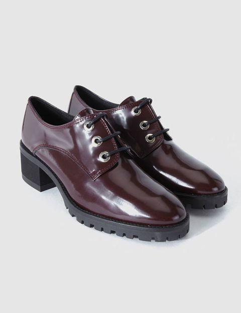 Footwear, Product, Brown, Shoe, White, Oxford shoe, Carmine, Tan, Maroon, Fashion,
