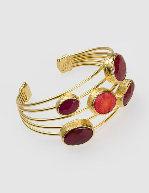 Yellow, Jewellery, Earrings, Red, Magenta, Fashion accessory, Amber, Natural material, Metal, Violet,