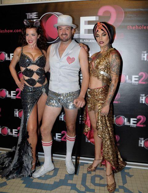 Hat, Dress, Headgear, Fashion accessory, Fashion, Boot, Fashion model, Fashion design, Balloon, Fedora,