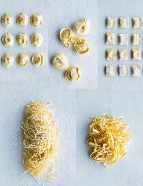 Yellow, Noodle, Staple food, Recipe, Rice noodles, Al dente,