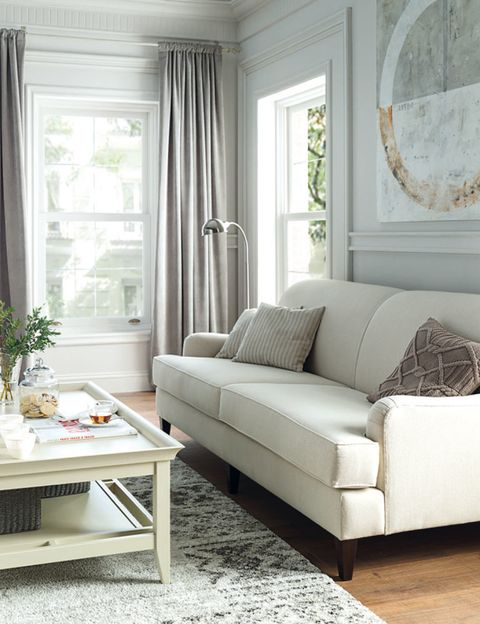 Interior design, Wood, Room, Floor, Living room, Home, Wall, Flooring, White, Couch,