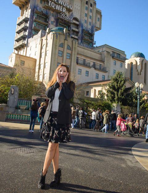 Clothing, Street, Tourism, Outerwear, Coat, Style, Bag, Street fashion, Travel, Pedestrian,