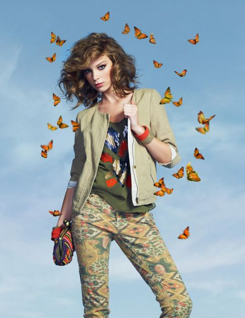 Human, Orange, People in nature, Blazer, Art, Street fashion, Animation, Illustration, Fashion design, Pocket,