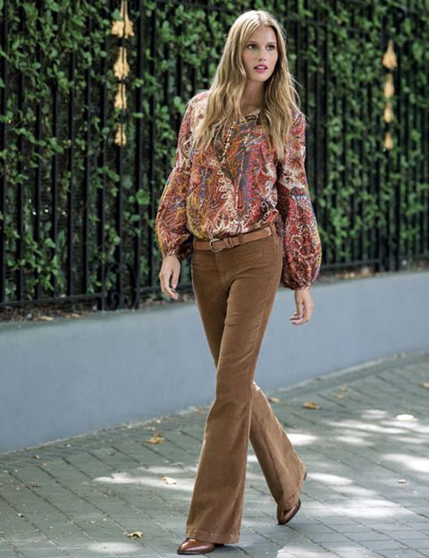 Clothing, Brown, Sleeve, Trousers, Shoulder, Textile, Joint, Outerwear, Khaki, Style,