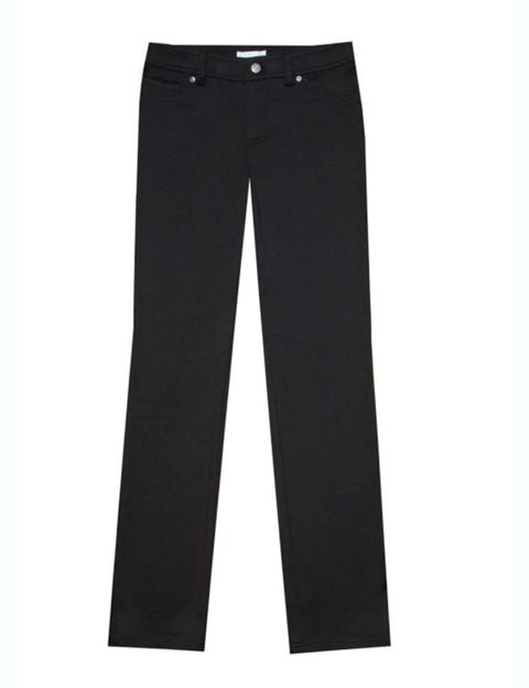 Clothing, Brown, Trousers, Denim, Pocket, Textile, Standing, Fashion design, Active pants, Suit trousers,