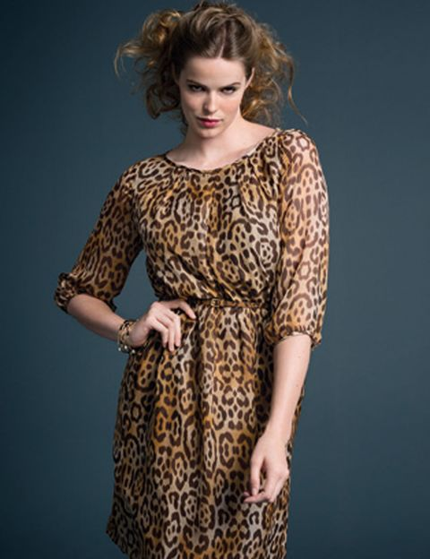 Clothing, Arm, Sleeve, Dress, Human body, Shoulder, Joint, One-piece garment, Pattern, Style,