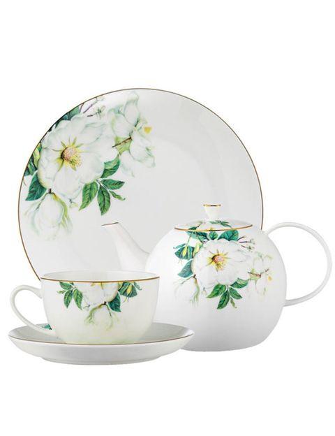 Serveware, Dishware, Porcelain, Cup, Drinkware, Flower, Ceramic, Teacup, Botany, Art,