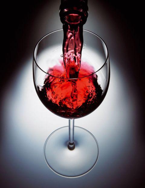 Liquid, Fluid, Glass, Drinkware, Stemware, Barware, Drink, Red, Alcoholic beverage, Tableware,