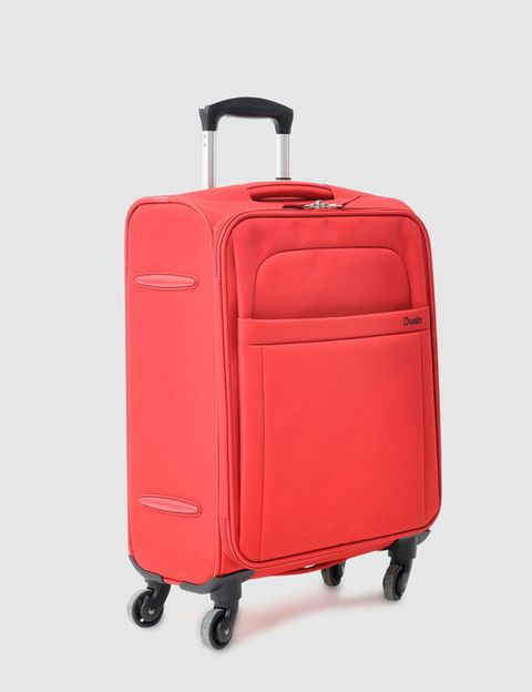 Product, Brown, Red, Style, Line, Maroon, Grey, Parallel, Baggage, Rolling,
