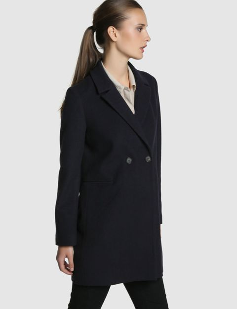 Clothing, Product, Coat, Collar, Sleeve, Shoulder, Standing, Dress shirt, Joint, Outerwear,