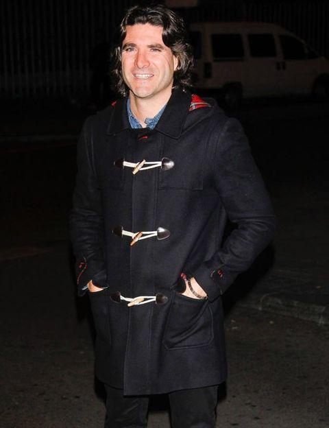 Collar, Sleeve, Outerwear, Standing, Dress shirt, Coat, Pocket, Jacket, Blazer, Button,
