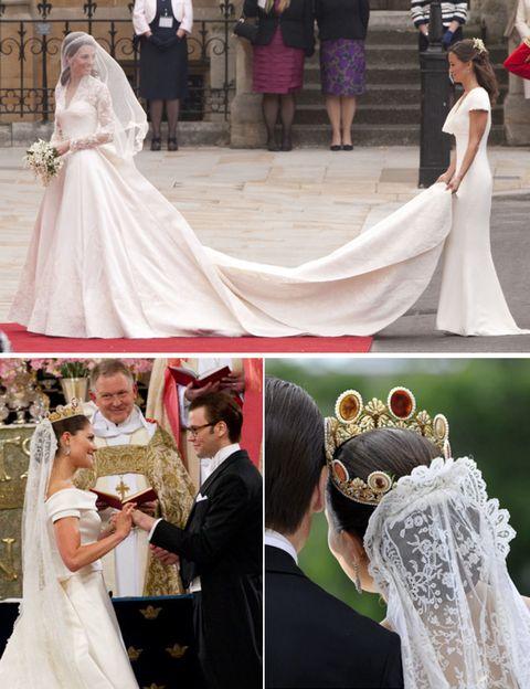 9d2e3a26c Las modas son cíclicas y tras pasar unos años en el que el velo o la  mantilla lo lucían muy pocas novias