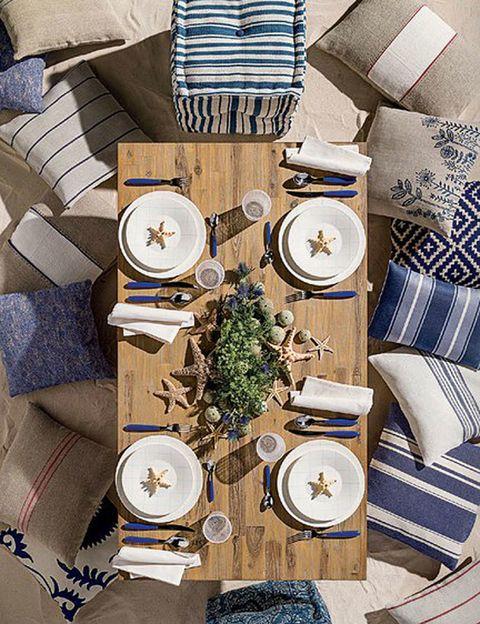 Home accessories, Dishware, Linens, Porcelain, Plate, Platter, Flower Arranging, Centrepiece,