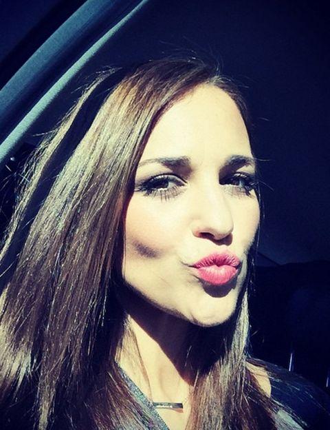 Nose, Mouth, Lip, Hairstyle, Chin, Eyebrow, Eyelash, Jaw, Eye liner, Beauty,