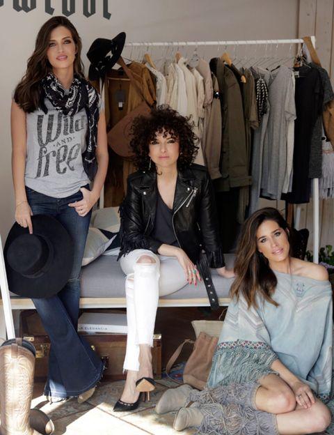 Textile, Denim, Fashion accessory, Clothes hanger, Fashion, Retail, Youth, Fashion design, Boutique, Outlet store,