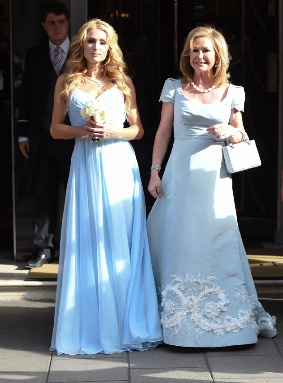 Nick Hilton se casa en el palacio de Kensington con un traje de ...