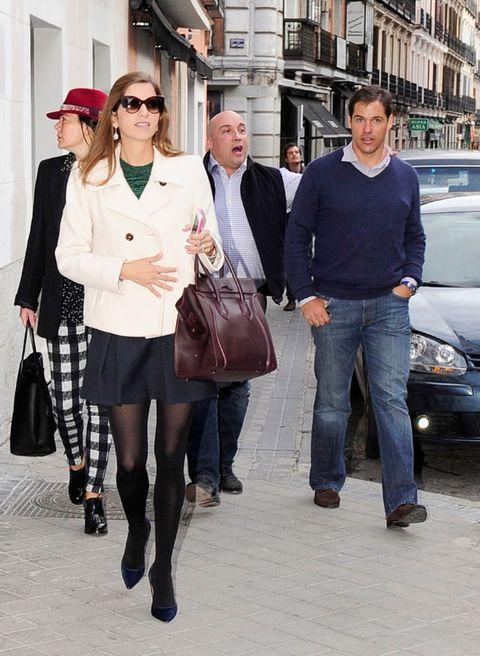 Clothing, Eyewear, Footwear, Leg, Trousers, Textile, Shirt, Denim, Outerwear, White,