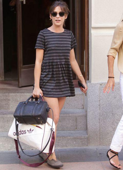 Clothing, Leg, Product, Shoulder, Joint, White, Style, Fashion accessory, Street fashion, Sunglasses,