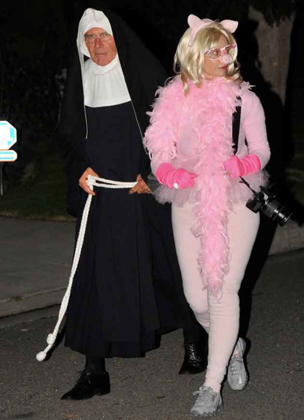 Heidi Klum, la reina indiscutible de la fiesta de los muertos