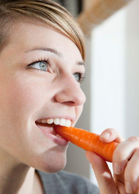 Mouth, Lip, Finger, Skin, Eyebrow, Tooth, Food, Jaw, Taste, Organ,