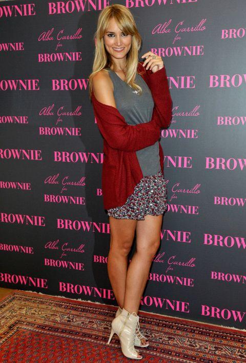 Human, Dress, Human leg, Red, Pink, Style, Flooring, Fashion accessory, Fashion, Beauty,